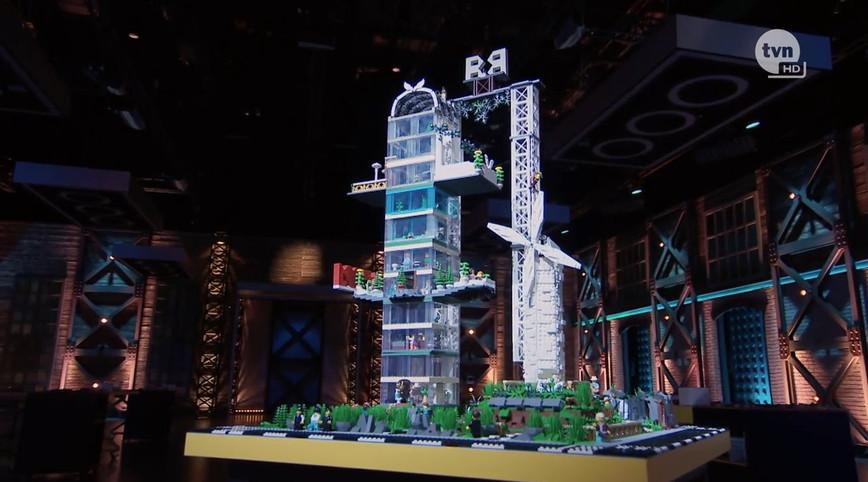LEGO Masters Poland – Season 1 - Episode 1 – Mega Cities Challenge