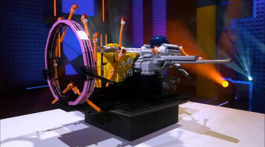 LEGO Masters France – S1 - Episode 2