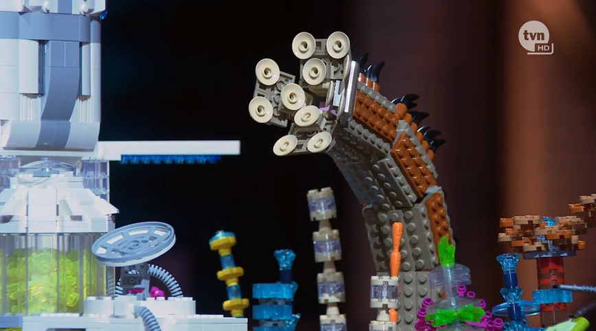 LEGO Masters Poland – Season 1 - Episode 2 – Total Destruction Challenge