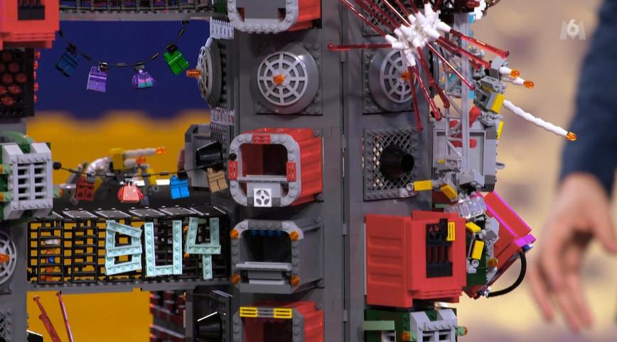 LEGO Masters France – S1 - Episode 3