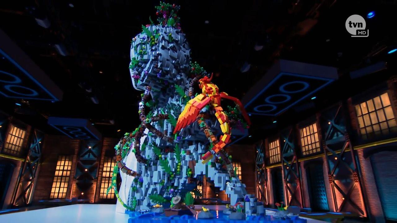 LEGO Masters Poland – Season 1 - Episode 3 – Cut In Half Challenge