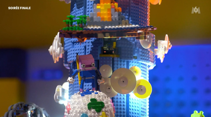 LEGO Masters France Season 1  -  Episode 4 – The Grand Finale