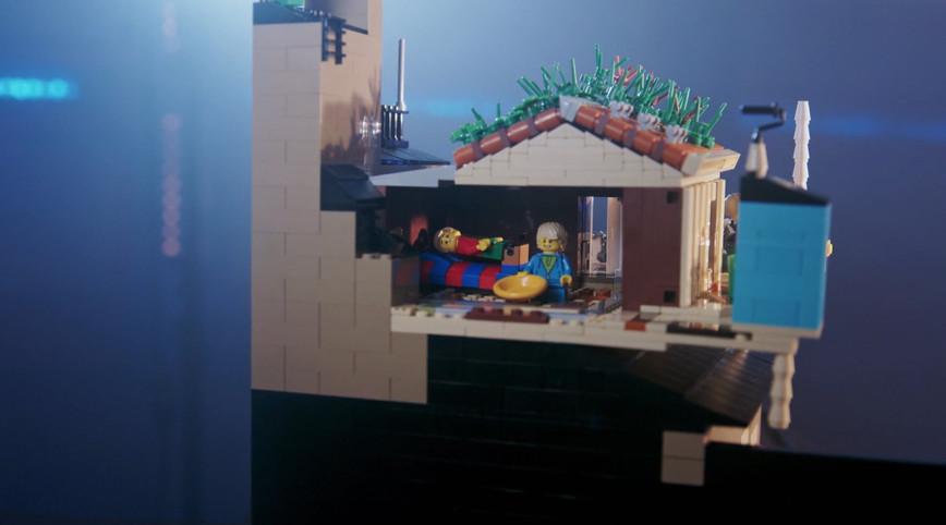 LEGO Masters Sweden – Season 1 - Episode 3 – Astrid Lingren Challenge
