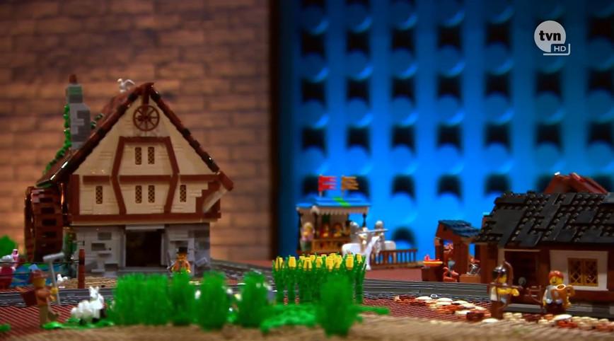 LEGO Masters Poland – Season 1 - Episode 4 – Break Apart & Time Train Challenge