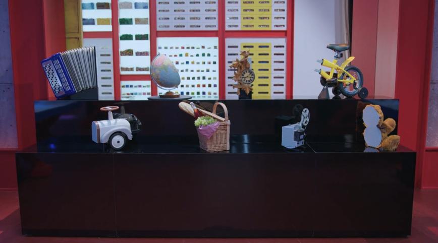 LEGO Masters Sweden – Season 1 - Episode 2 – Cut In Half Challenge