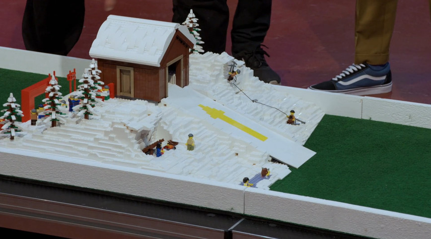 LEGO Masters Sweden – Season 1 - Episode 4 – Mini-Golf Challenge