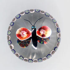 Baccarat Butterfly Garland