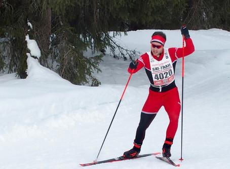 Tannheim Ski-Trail im Januar 2019
