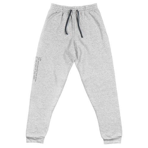 """a poem for lyric"" - Unisex Joggers"