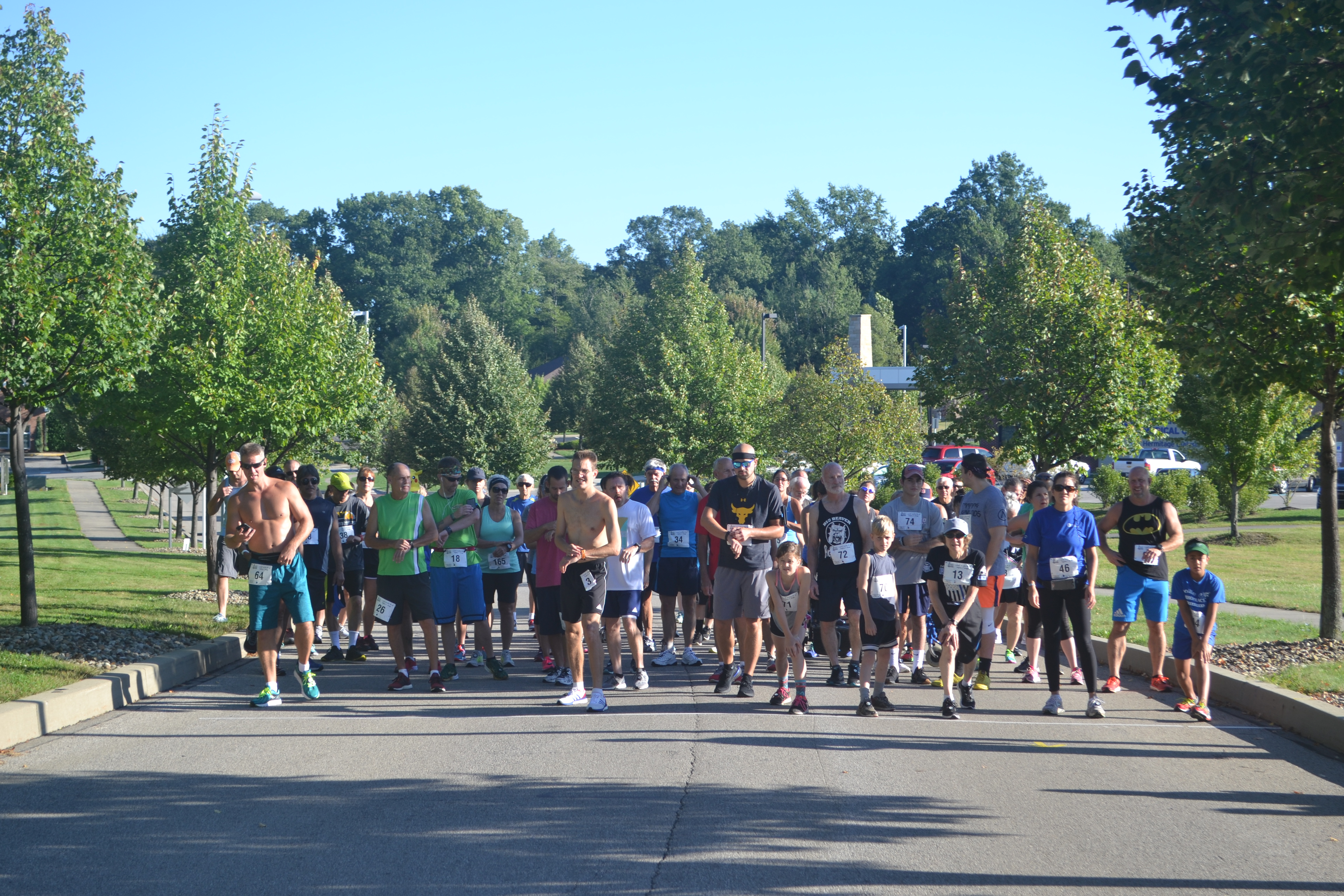 Ninth Annual Race to End Hunger
