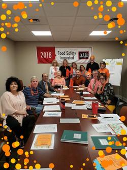 HAM 2019 Board members