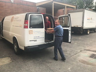 dale and rich loading csfp boxes august