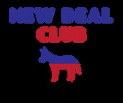 New Deal Club logo 2020