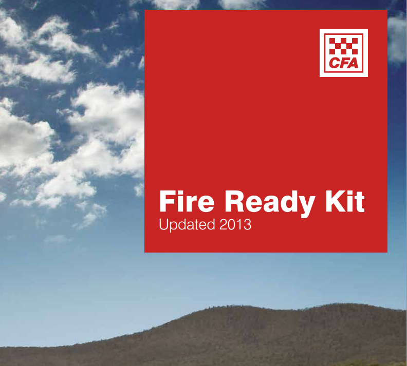 Fire Ready Kit