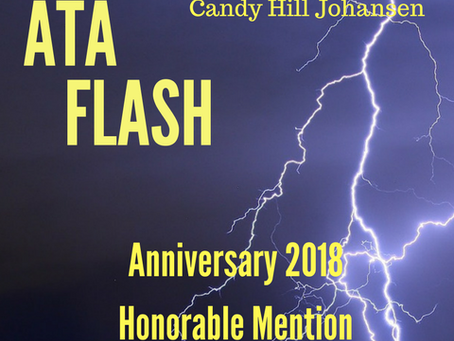 ATA Flash Fiction Winner