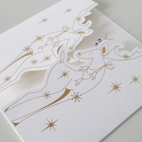 Jingle Belles deer