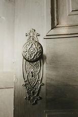 fancy door knob 19th century