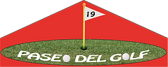 Reklameschild Paseo del Golf-Neu-Klein.p