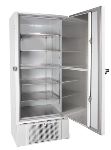 BioUltra_UL570_L_Solid-open-door_5Pshelves 2016