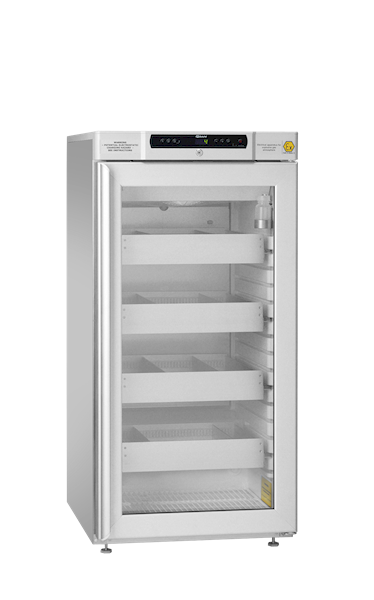 BioCompact_RR310_closed door_4 aluminium drawers_refcont_V_web