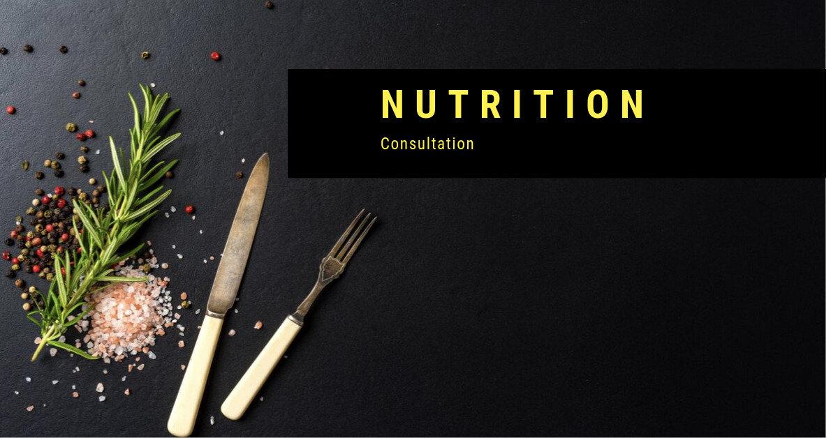 Nutrition Cosultation