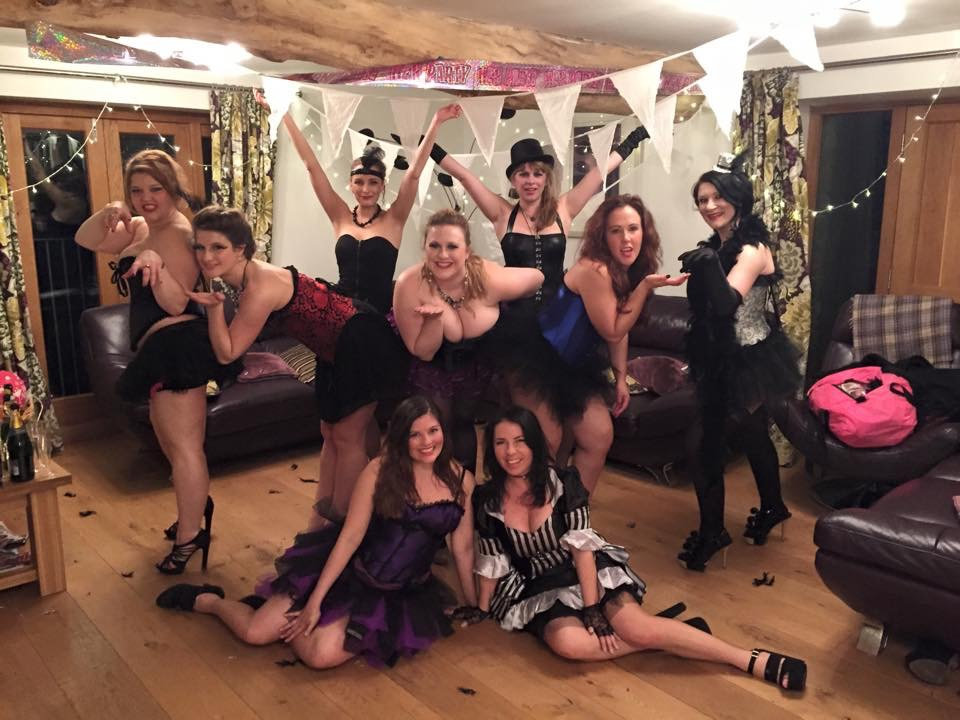 Burlesque for Body Confidence Workshop