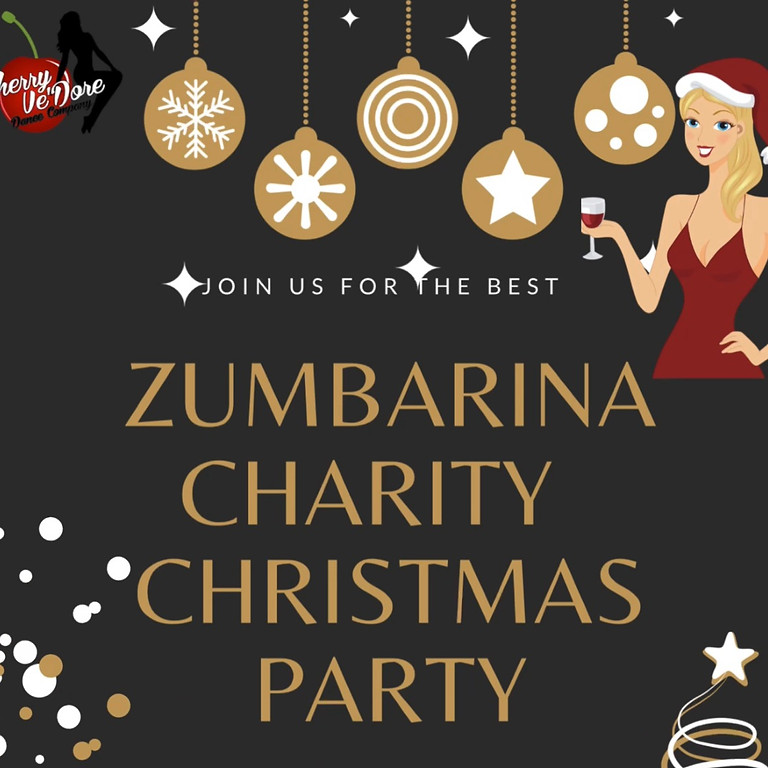 Zumbarina Christmas Party
