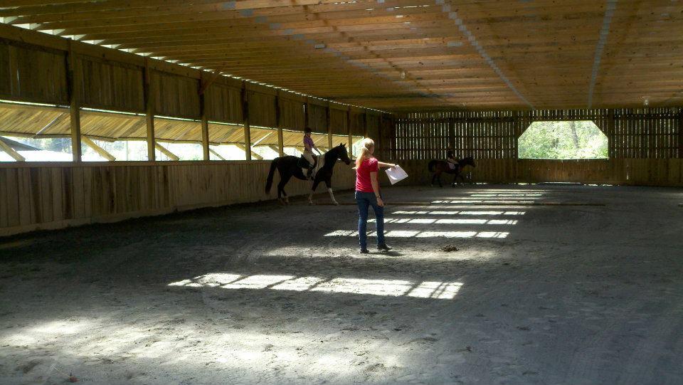 Indoor arena longview