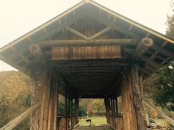 Kenneth Jarrett's Covered Bridge