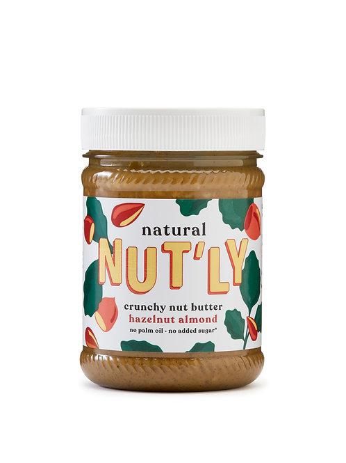 Crunchy Hazelnut Almond