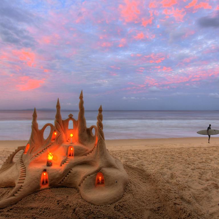 Sandcastle workshop Caloundra