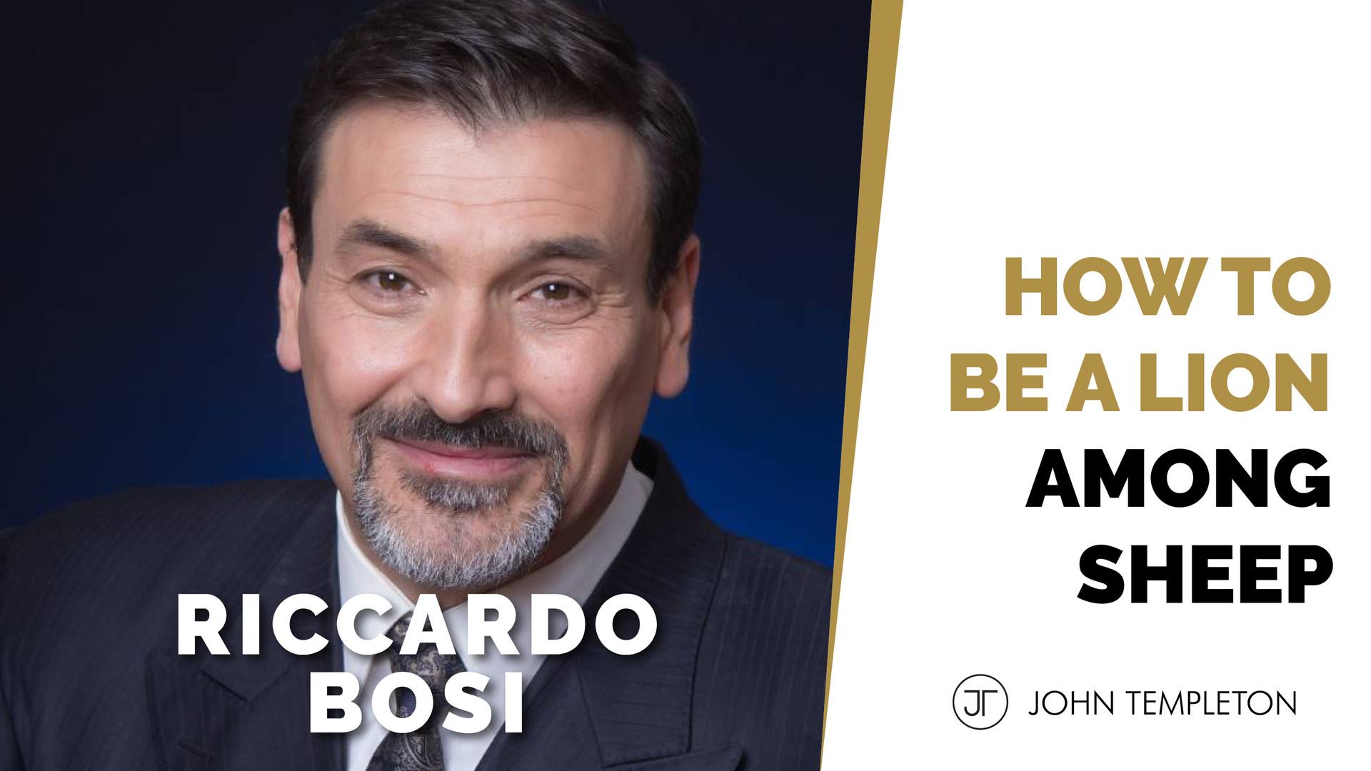 RICCARDO BOSI