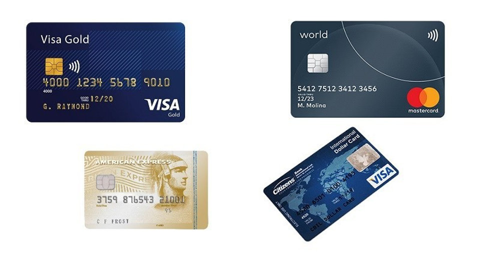 International-credit-and-debit-cards-in-
