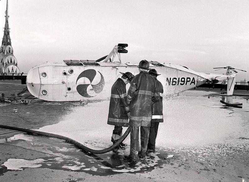 Pan-Am-Building-Helipad-1977-Accident-NY