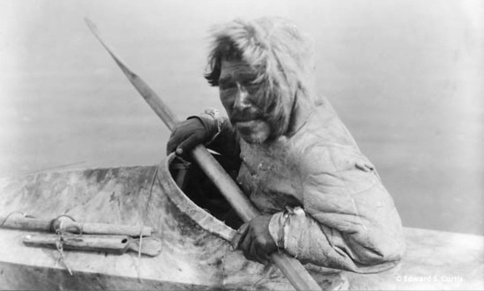 inuit-kayak-from-1929-(c)-edward-s-curti
