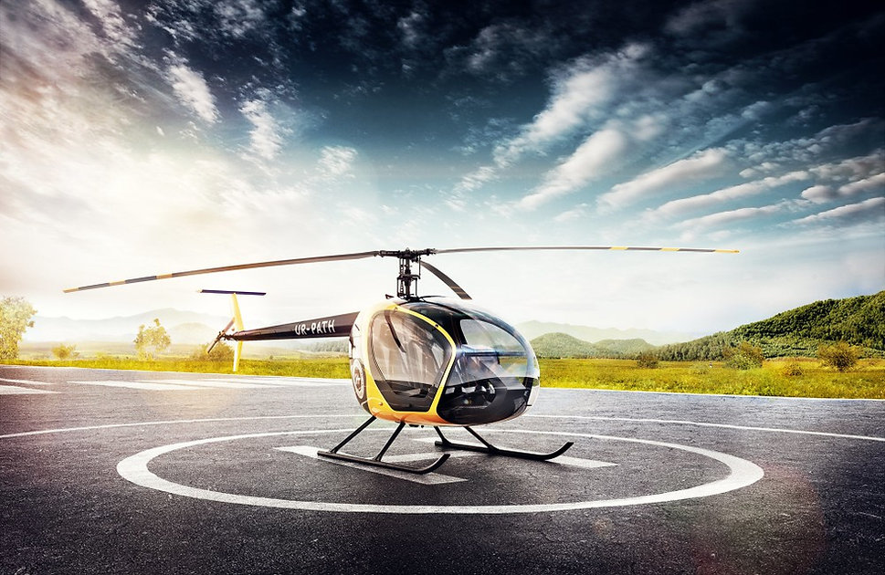 sl-230-scout-helicopter-rise-free-stock-