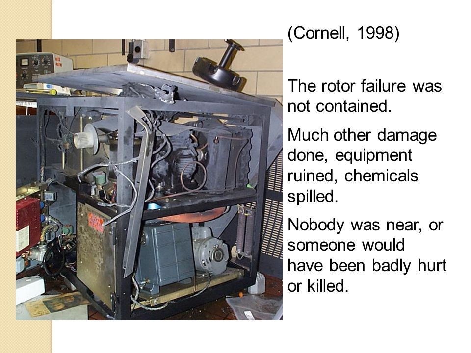 (Cornell,+1998)+The+rotor+failure+was+no