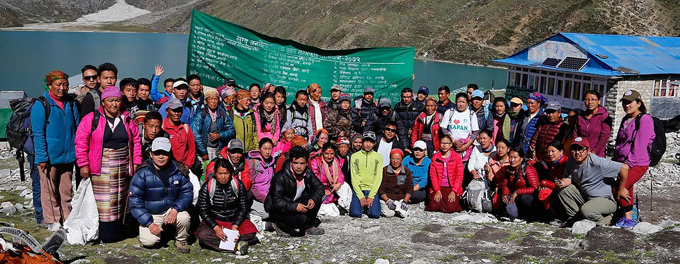 2014-annual-cleanup-participants-at-goky