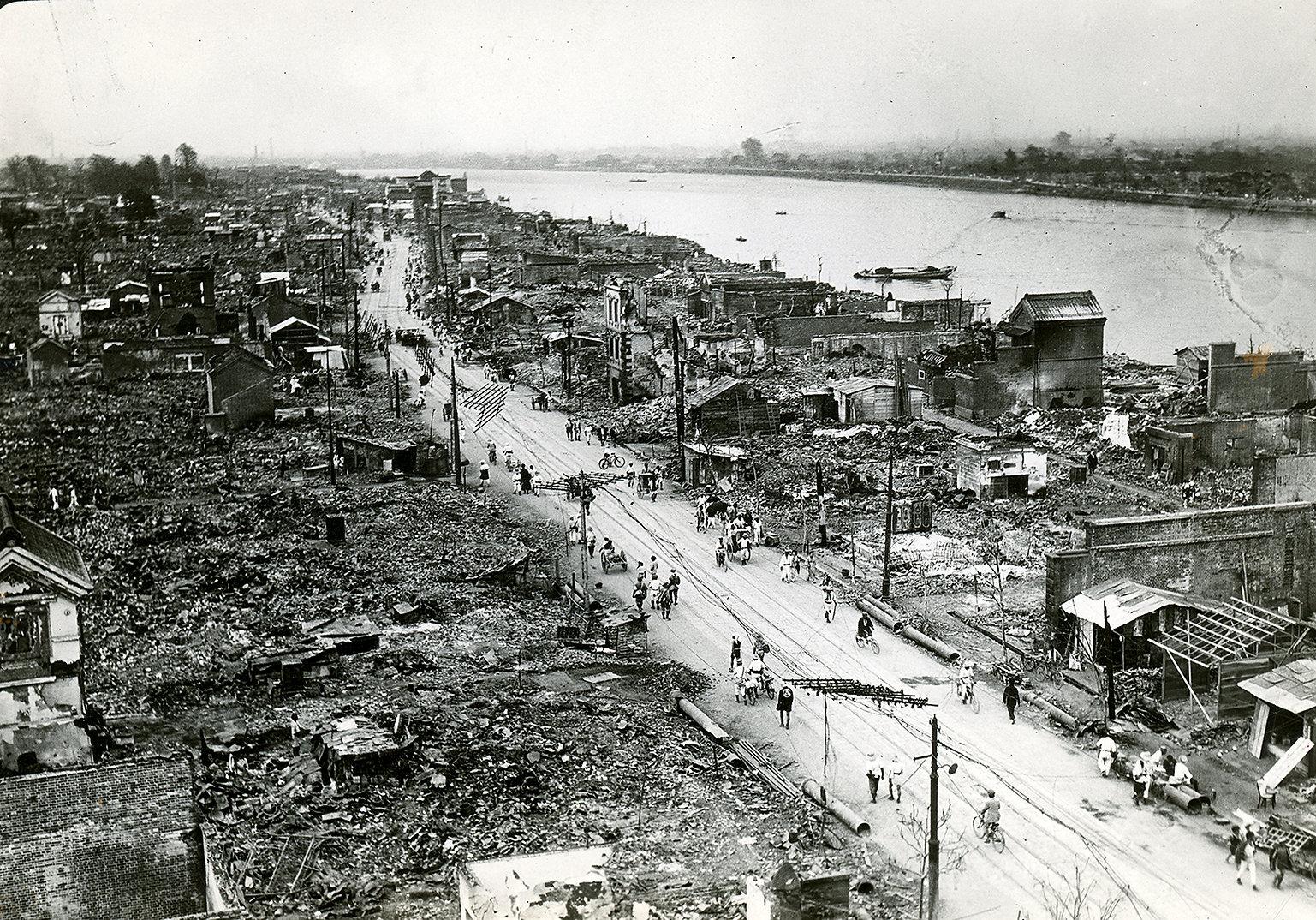 Damage-Tokyo-Yokohama-earthquake-1923.jp