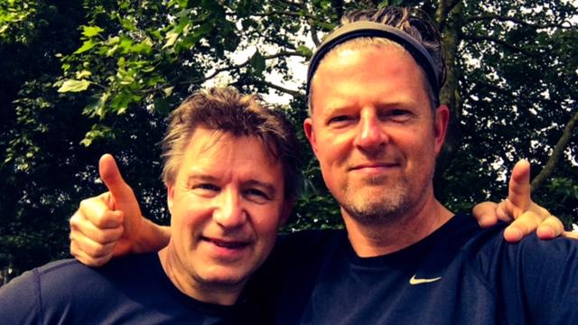 Met Gertjan Huijgen
