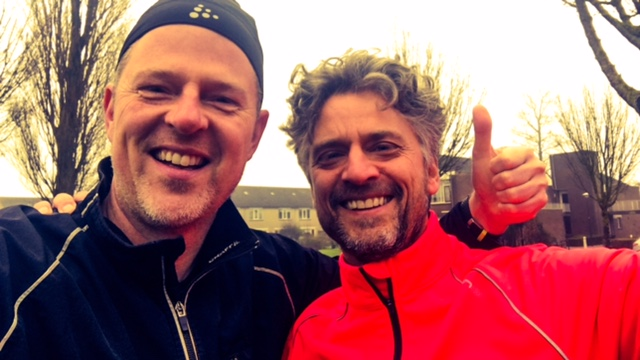 Met Pieter de Klerk