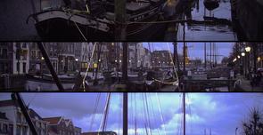 HISTORISCH DELFSHAVEN: HET OOG VAN DE ORKAAN
