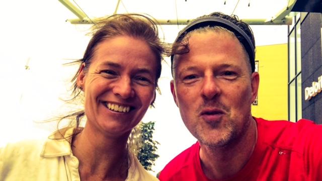 Met Anja Beerepoot