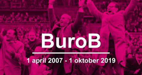 BuroB 12,5 jaar!