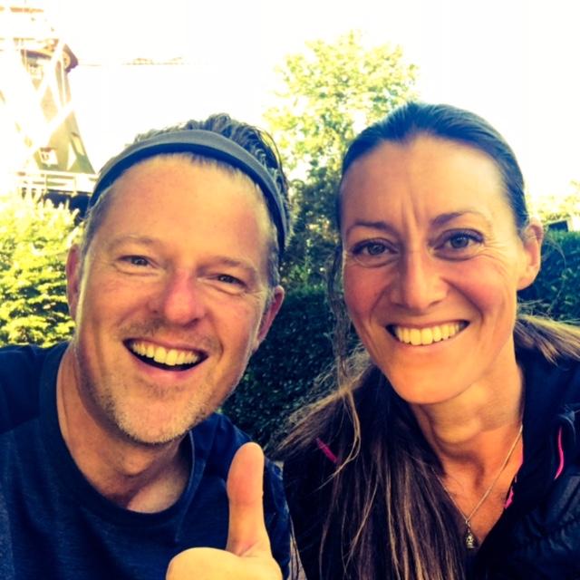 Met Annet Alingh van der Schalk