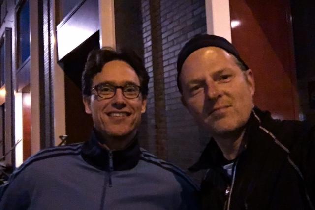 Met Dennis Arends
