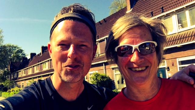 Met Marty Huisman
