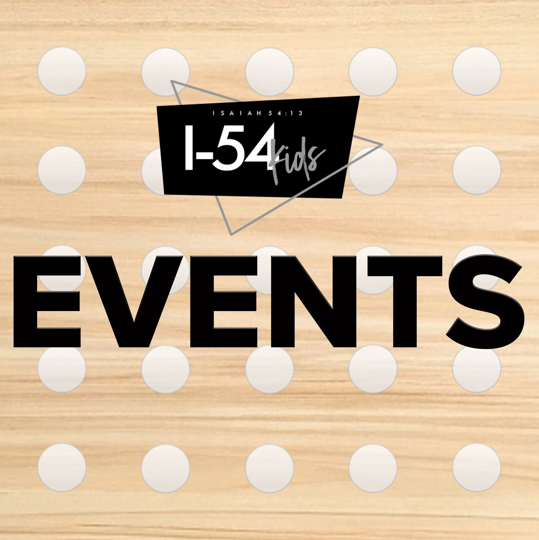 Website Events Square