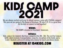 Kids Camp 2021 Promo