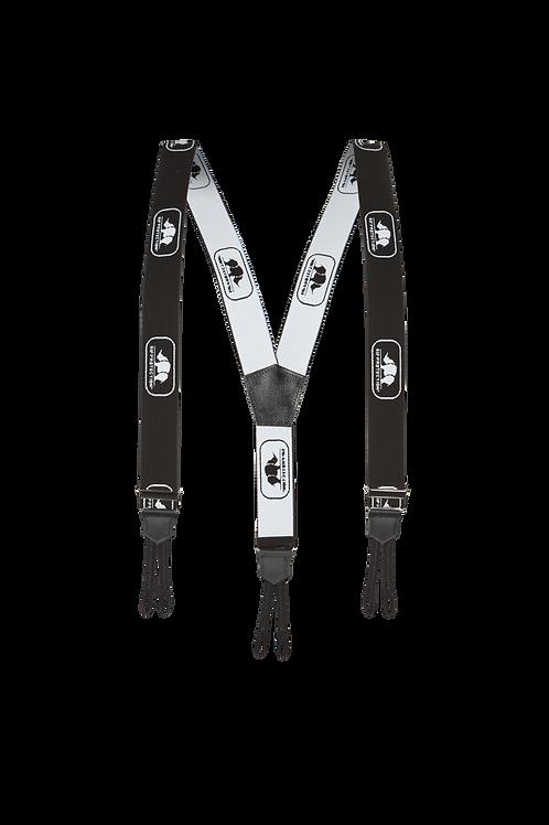 SIP - 4cm brede bretellen met lussen (5SD6)